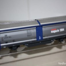 Trenes Escala: VAGÓN MARKLIN MAGAZIN 1994. Lote 215335701