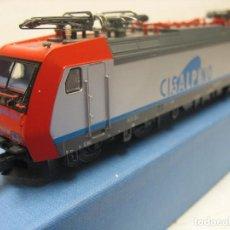 Trenes Escala: LOCOMOTORA MARKLIN HO CISALPINO C.A.. Lote 215583966