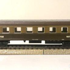 Trains Échelle: MARKLIN VAGÓN DE PASAJEROS ITALIANO REF. 4036. Lote 220527025