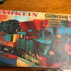 Trains Échelle: MARKLIN 2943 CON CAJA EN MIY BUEN ESTADO. Lote 276677488