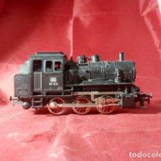 Trains Échelle: LOCOMOTORA VAPOR ESCALA HO DE MARKLIN. Lote 221428458