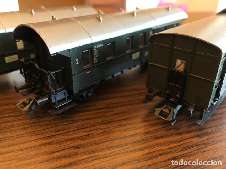 Trenes Escala: Vagones Märklín 4313, 4314 y 4315 H0 - Foto 3 - 221543167