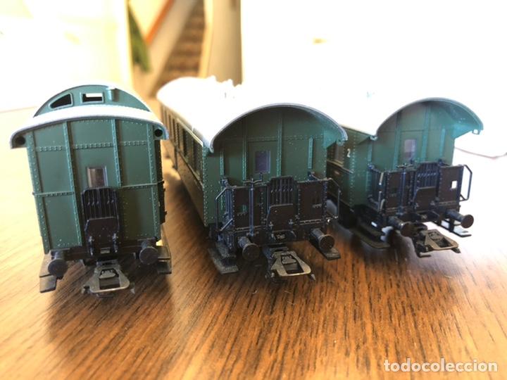 Trenes Escala: Vagones Märklín 4313, 4314 y 4315 H0 - Foto 4 - 221543167