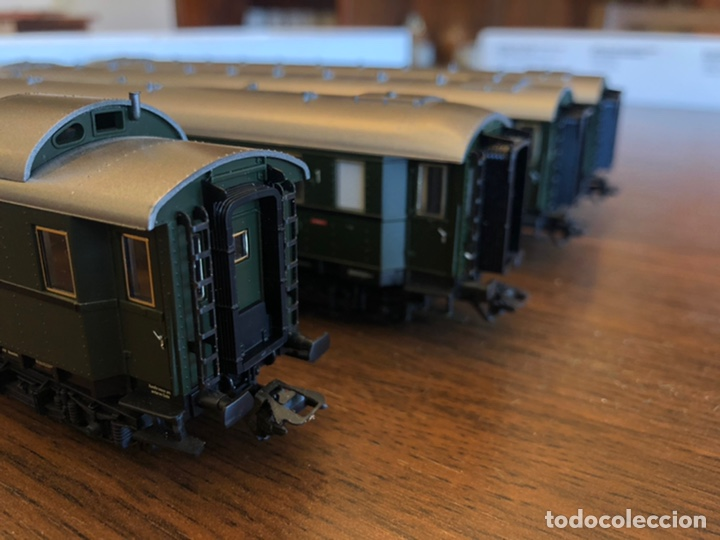 Trenes Escala: Caja vagones Märklín 42750 H0 - Foto 2 - 221572237