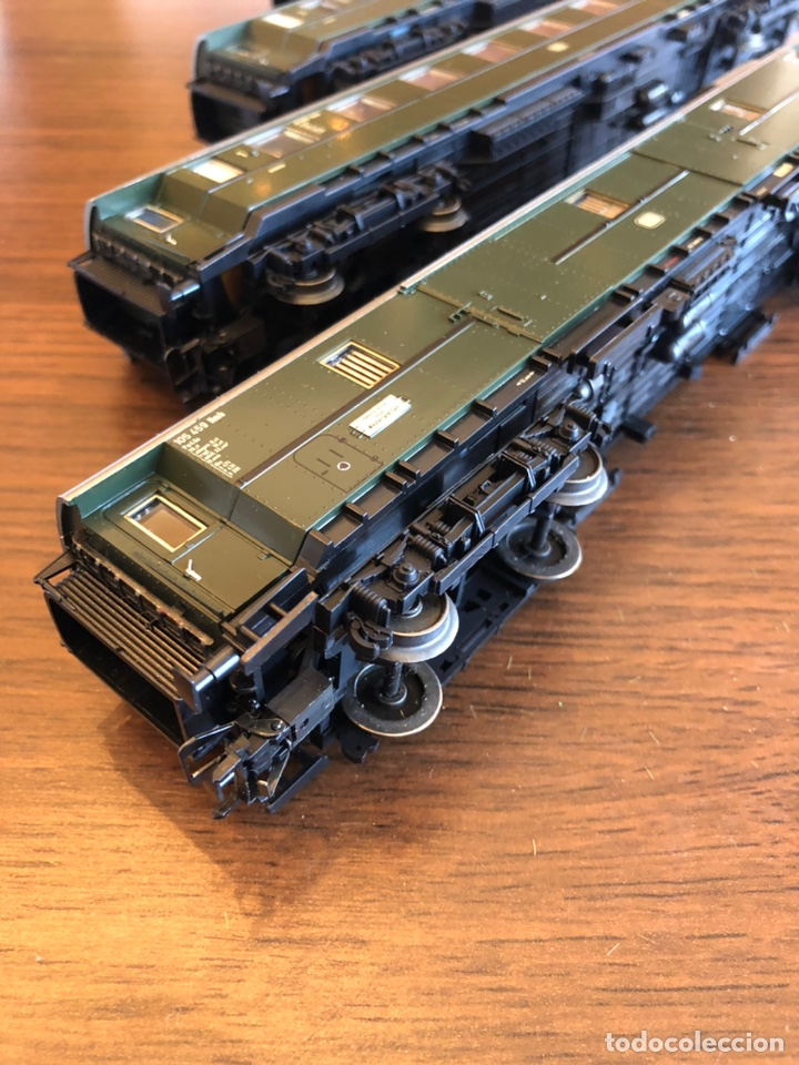 Trenes Escala: Caja vagones Märklín 42750 H0 - Foto 4 - 221572237