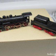 Trenes Escala: MARKLIN 3098 LOCOMOTORA USADA ESCALA H0 (NO FUNCIONA). Lote 221777186