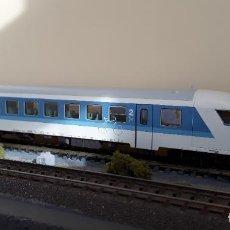 Trenes Escala: MARKLIN H0 COCHE-CABINA 2ª CLASE, DE LA DB, REFERENCIA 43300.. Lote 221920550