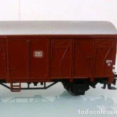 Trenes Escala: MARKLIN H0 - FOTO 051 - VAGON CERRADO SIN EMBALAJE. Lote 222122042