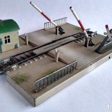Trenes Escala: MARKLIN H0 PASO A NIVEL. Lote 222162427