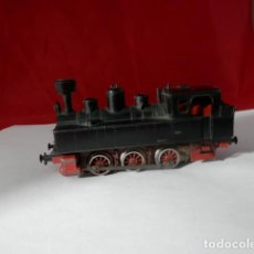 Trenes Escala: LOCOMOTORA VAPOR ESCALA HO DE MARKLIN. Lote 222201007