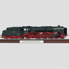 Trenes Escala: LOCOMOTORA DE VAPOR BR.01.118 MÄRKLIN. NO ELECTROTREN. NO ROCO.. Lote 222253357