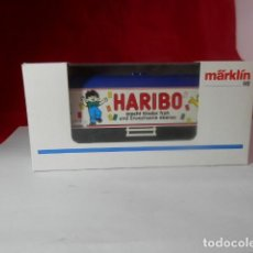Trenes Escala: VAGÓN CERRADO ESCALA HO DE MARKLIN. Lote 222678648