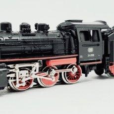 Trenes Escala: LOCOMOTORA DE VAPOR MARKLIN H0. Lote 222898470