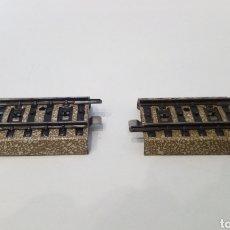 Trains Échelle: JIFFY VENDE 2 VIAS M MARKLIN 5108 H0 CORTAS DE COMPENSACIÓN. LOTE LG6331. Lote 224722781