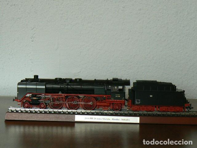 Trenes Escala: Locomotora de Vapor BR.01.118 Märklin. No Electrotren. No Roco. - Foto 2 - 225817755