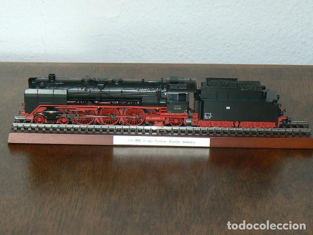 Trenes Escala: Locomotora de Vapor BR.01.118 Märklin. No Electrotren. No Roco. - Foto 3 - 225817755