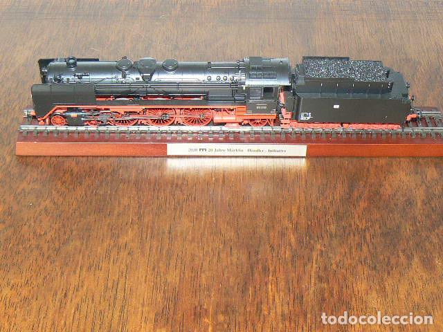 Trenes Escala: Locomotora de Vapor BR.01.118 Märklin. No Electrotren. No Roco. - Foto 4 - 225817755