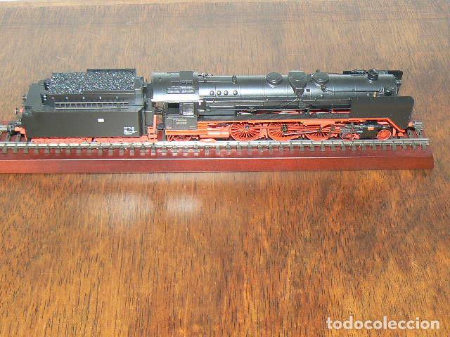 Trenes Escala: Locomotora de Vapor BR.01.118 Märklin. No Electrotren. No Roco. - Foto 5 - 225817755