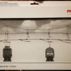 Trenes Escala: MÁRKLIN CATENARIA 74132. Lote 226352553