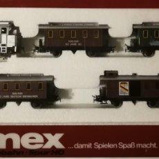 Trenes Escala: ESTUCHE PRIMEX MÄRKLIN SERIE LIMITADA 2750. Lote 226370310