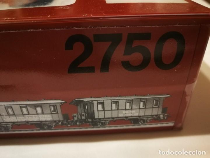Trenes Escala: ESTUCHE PRIMEX MÄRKLIN SERIE LIMITADA 2750 - Foto 2 - 226370310