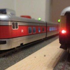 Trenes Escala: KIT PARA INSTALACION LUZ DE COLA VAGONES H0 - TT - N. Lote 203101781