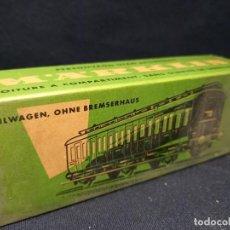 Trenes Escala: VAGON MARKLIN 4004. Lote 227607880