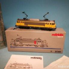 Trenes Escala: LOCOMOTORA MÄRKLIN 37261 SONIDO. Lote 227679165