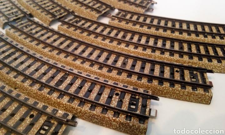 Trenes Escala: JIFFY VENDE 17 UNIDADES DE VIA M CURVA MARKLIN 5100 H0. LOTE EDE108 - Foto 5 - 227682635