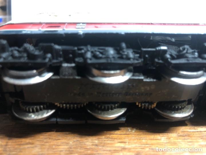 Trenes Escala: Locomotora marklin H0 3035 funcionando sin caja - Foto 4 - 230066860