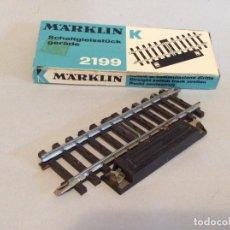 Trenes Escala: MARKIN VIA K DETECTOR SENTIDO REF. 2199. Lote 230292665