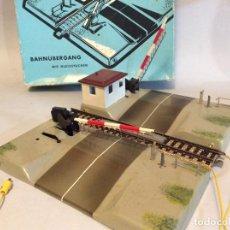 Trenes Escala: MARKIN H0 PASO A NIVEL AUTOMATICO, REF.7192. Lote 230293745