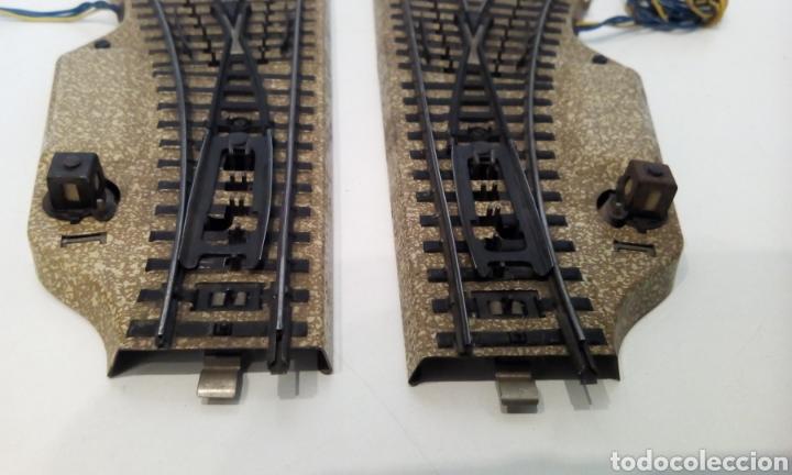 Trenes Escala: JIFFY VENDE DESVÍOS MARKLIN VIA M H0 3601 IGUALES QUE PAREJA 5117 DE DESVÍOS 5118 Y 5119. LOT CAT113 - Foto 4 - 231989600