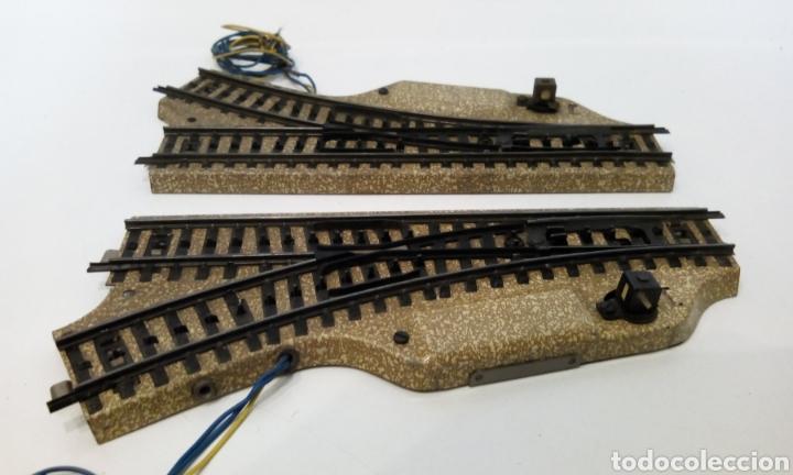 Trenes Escala: JIFFY VENDE DESVÍOS MARKLIN VIA M H0 3601 IGUALES QUE PAREJA 5117 DE DESVÍOS 5118 Y 5119. LOT CAT113 - Foto 5 - 231989600