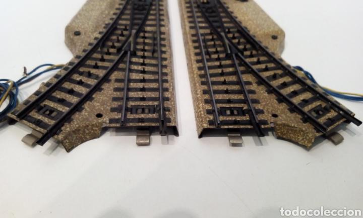 Trenes Escala: JIFFY VENDE DESVÍOS MARKLIN VIA M H0 3601 IGUALES QUE PAREJA 5117 DE DESVÍOS 5118 Y 5119. LOT CAT113 - Foto 8 - 231989600