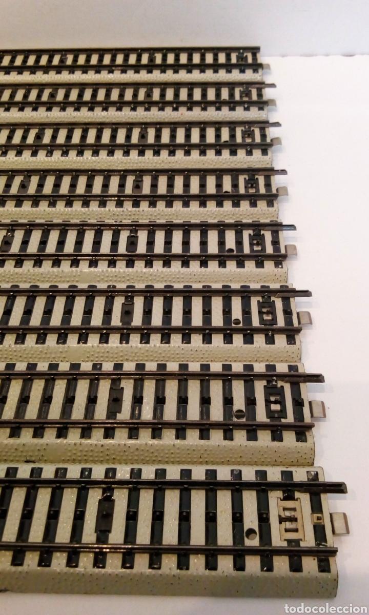 Trenes Escala: JIFFY VENDE 8 VÍAS RECTAS PRIMEX 5076 H0, IGUALES QUE LAS MARKLIN RECTAS 5106 PERO EN COLOR BLANCO. - Foto 3 - 231991550