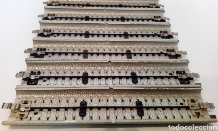 Trenes Escala: JIFFY VENDE 8 VÍAS RECTAS PRIMEX 5076 H0, IGUALES QUE LAS MARKLIN RECTAS 5106 PERO EN COLOR BLANCO. - Foto 5 - 231991550