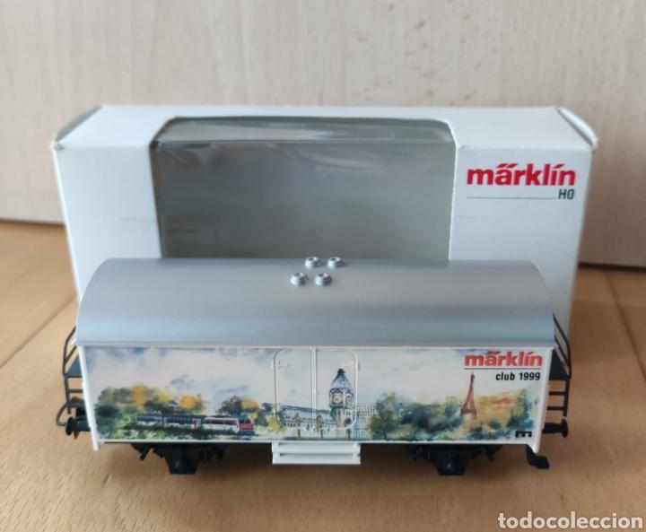 Trenes Escala: Märklin H0. Tren club 1999. Ref: 62854. - Foto 2 - 232815295