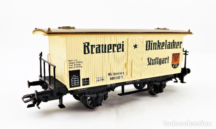 Trenes Escala: Marklin 48283 Vagón Cervecero - Foto 3 - 233233910