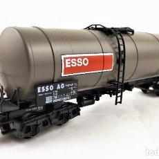 Trenes Escala: MARKLIN 4754 CISTERNA ESSO. Lote 233243195