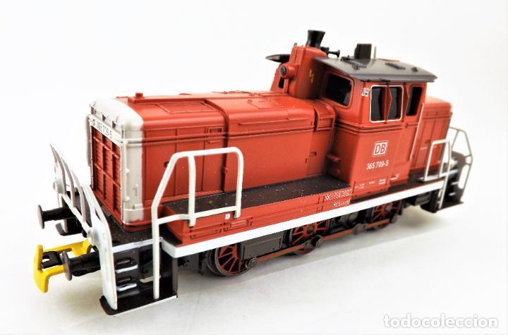 Trenes Escala: Marklin 34641 Locomotora BR 365 DB (Telex) - Foto 2 - 233281465