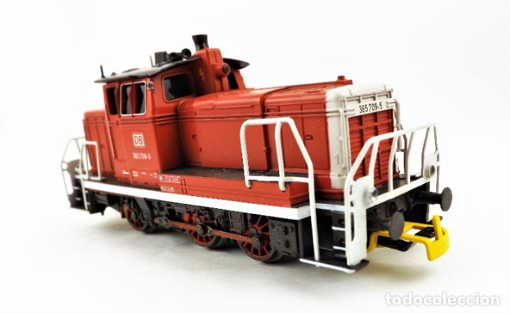 MARKLIN 34641 LOCOMOTORA BR 365 DB (TELEX) (Juguetes - Trenes a Escala - Marklin H0)