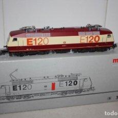 Trenes Escala: LOCOMOTORA A ESTRENAR MARKLIN. DIGITAL Y CON SONIDOS.. Lote 235275625