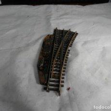 Trenes Escala: DESVIO ESCALA HO DE MARKLIN. Lote 235543845