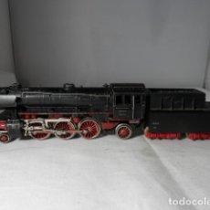 Trenes Escala: LOCOMOTORA VAPOR ESCALA HO DE MARKLIN. Lote 235585835