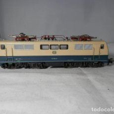 Trenes Escala: LOCOMOTORA ELECTRICA DE LA DB ESCALA HO DE MARKLIN DIGITAL. Lote 235936225