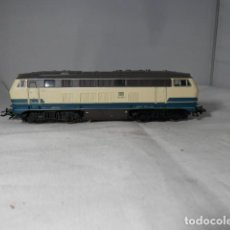 Trenes Escala: LOCOMOTORA DIESEL DE LA DB ESCALA HO DE MARKLIN DIGITAL. Lote 235936345