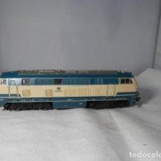 Trenes Escala: LOCOMOTORA DIESEL DE LA DB ESCALA HO DE MARKLIN DIGITAL. Lote 235936545