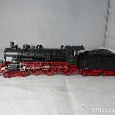 Trenes Escala: LOCOMOTORA VAPOR DE LA DB ESCALA HO DE FLEISCHAMN DIGITAL. Lote 235937225