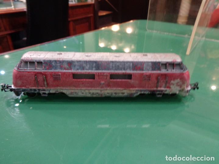 Trenes Escala: LOCOMOTORA MARKLIN - Foto 2 - 236417730